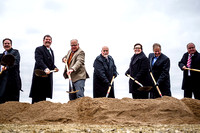 U.S. Highway 14 Expansion Groundbreaking