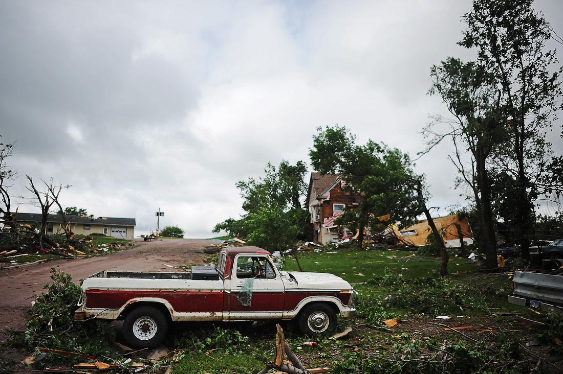 Wessington Springs Tornado